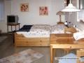Anbau Wohn-/Schlafraum Bett